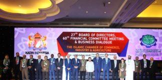 Sidang ICCA dibuka oleh Wakil Presiden Jusuf Kalla.