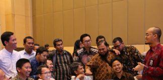 Suasana Pembekalan Teknis Pembiayaan Proyek Infrastruktur Melalui Sukuk Negara di Jakarta, Jumat (16/11) - (Foto Kementrian Keuangan RI)