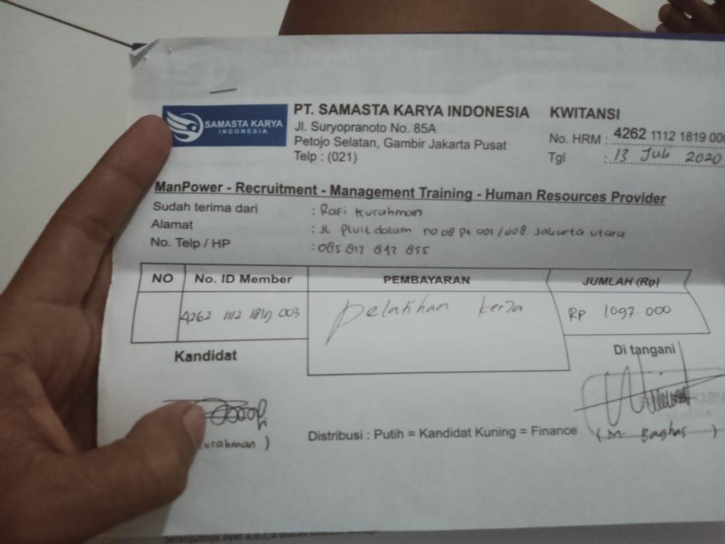 Loker Bodong Marak Beredar Tipu Pencari Kerja Inanews